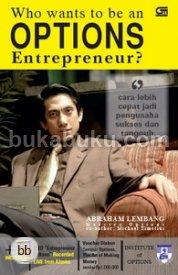 Who Wants to be an Options Entrepreneur (Bonus DVD)