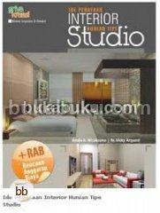 Ide Penataan Interior Hunian Tipe Studio