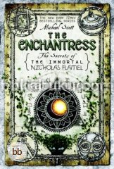 The Secrets of the Immortal Nicholas Flamel #6: The Enchantress