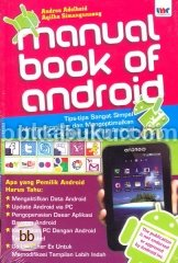 Manual Book of Android