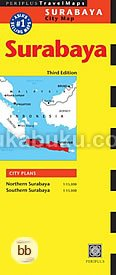 Surabaya (Indonesia) Travel Map