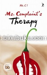 Ms. Complaint's Therapy [5th Mizan Online Book Fair 2013 NETT]
