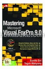Mastering Microsoft Visual FoxPro 9.0 +CD