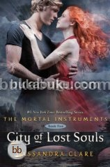 The Mortal Instruments #5: City of Lost souls