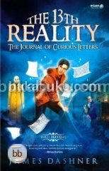 The Journal of Curious Letters (The 13th Reality #1) [Mizan 6th BookFair NETT]