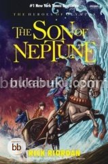 The Heroes of Olympus #2: Son of Neptune