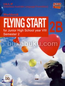 Flying Start Jilid 2B/KTSP