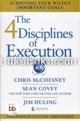4 Discipline of Execution