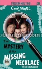 Pasukan Mau Tahu: The Mystery of the Missing Necklace - Misteri Kalung Curian