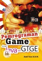 Pemrograman Game Dengan Java Dan Gtge + CD