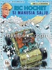 Level Comik: Ric Hochet-Manusia Salju