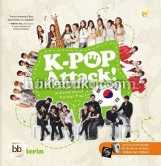 K-Pop Attack [PROMO BUKABUKU]