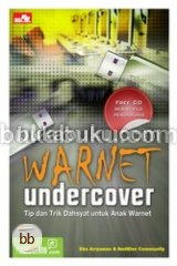 Warnet Undercover + CD