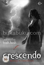 Hush, Hush Trilogy Book #2: Crescendo