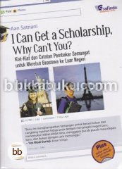 I Can Get a Scholarship, Why Can't You?