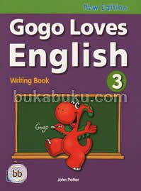 Gogo Loves English Writing Book Level 3