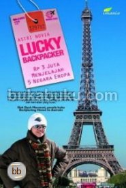 Lucky Backpacker [5th Mizan Online Book Fair 2013 NETT]