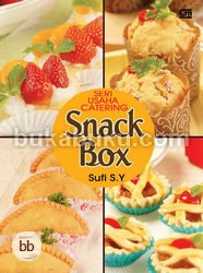 Seri Usaha Catering: Snack Box