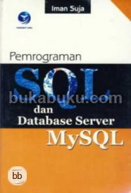 Pemrograman SQL dan Database Server MySQL