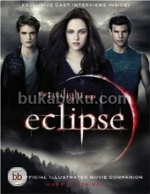 The Twilight Saga Eclipse: The Official Illustrated Movie Companion [PROMO BUKABUKU]