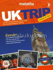 UKTRIP: Smart & Fun [MIZAN BOOK FAIR 2013 NETT]