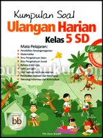 Kumpulan Soal Ulangan Harian Kelas 5 SD
