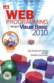 Web Programming dengan Visual Basic 2010 + CD